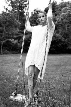 Muse #32 Fall 2014 | Carolyn Murphy por Dan Martensen  [Fashion]