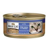 Nutro Max Cat Lite Turkey and Chicken 24/5.5 oz.