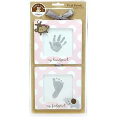 Child of Mine by Carter's - Baby's First Prints Kit, Girl