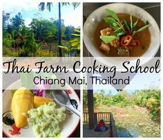 As much as I loved every moment of my trip to Thailand, signing up for a cooking class at Thai Farm Cooking School was easily one of the highlights of my trip.