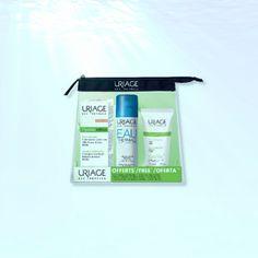Amostras e Passatempos: Passatempo Uriage Hyseac by Skin