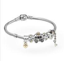 Bracelets et Colliers-Perles Bracelet Pandora-€160.00