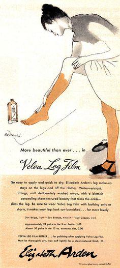 leg film, 1946