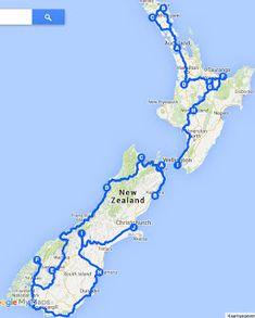 Camperpret in amazing New Zealand!
