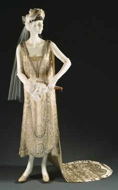 ~Callot Soeurs presentation ensemble ca. 1928~      From Fripperies and Fobs - a bit before 1930 but would have been worn by those active in society in the 30s and 40s when they were presented as young women