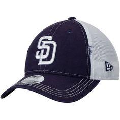 San Diego Padres New Era Women's Spirited 9TWENTY Adjustable Hat - Navy