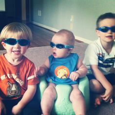 How to select protective sunglasses for kids.