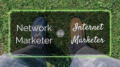 ¿Crees que hacer Network Marketing es lo mismo que hacer Internet Marketing? Pues la respuesta es NO.