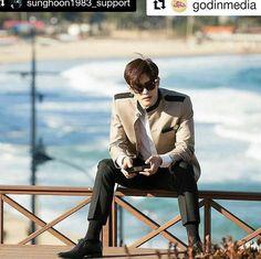 32 個讚,2 則留言 - Instagram 上的 Debbie Moh(@debbie_moh):「 #Repost @sunghoon1983_support ・・・ #BTS #SUNGHOON #OCN #kdrama #MySecretRomance ❣ 글로벌 로맨스 드라마… 」