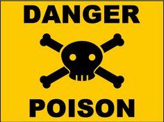 Os 5 venenos mais usados a evitar nos nossos alimentos (Artigo)