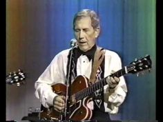 Part From Nashville Now Chet Atkins performing one of his signature tunes. Jazz Players, Guitar Players, Unforgettable Song, Waterloo Sunset, Richie Havens, Chet Atkins, Patsy Cline, Creedence Clearwater Revival, Country Music Videos