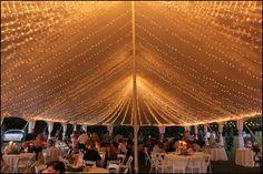 Wedding Up Lighting/Wedding Tent Lighting/Wedding Tent Decor/Brighten Up Your Night « Wedding Ideas, Top Wedding Blog's, Wedding Trends 2014 – David Tutera's It's a Bride's Life