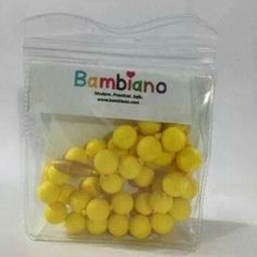 Bambiano Nicole necklace and bracelet gift set in Sunflower Yellow. Bambiano Necklaces and bracelets are made of 100% Food grade silicone. BPA free, Lead free and nontoxic. Fashionable for Mums and safe for teething babies to chew on. Pendants are washable and soft on baby's gums. Shop at www.bambiano.com
