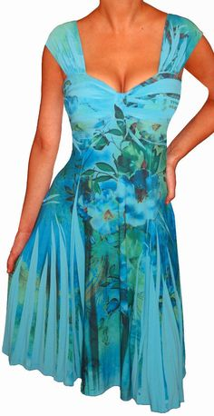 e8f1ad8fafa online shopping for Funfash Plus Size Women Empire Waist Blue Slimming  Cocktail Dress Made USA from top store. See new offer for Funfash Plus Size  Women ...