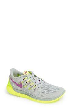 Nike 'Free 5.0 14' Running Shoe (Women) (Regular Retail Price: $100.00) available at #Nordstrom