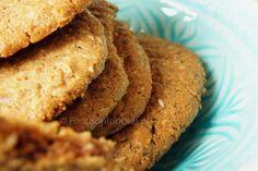 Glutenvrije Kaneel Koeken met lijnzaad
