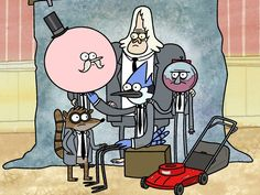 Regular Show, Cartoon Network