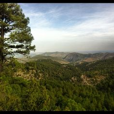 #matarranya20 #portsbeseit #paisajes una mar de montañas #Padgram