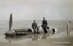 24 May 1940 worldwartwo.filminspector.com Spitfire Mark 1