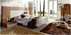 Dormitorios / Bedroom furniture  http://www.decorhaus.es/es/ #muebles #Málaga