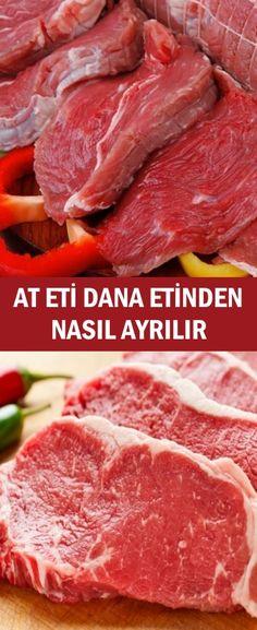 At Eti Dana Etinden Nasıl Ayrılır? Steak, Beef, Dishes, Karma, Food, Meat, Tablewares, Essen, Steaks