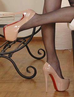 Fashion high heel #shoes find more mens fashion on www.misspool.com