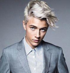 Herren-Blond Frisuren, Haarschnitt