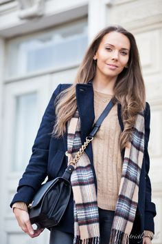 Leather bag by Marja Kurki Finland, seen on Strictly Style blog.