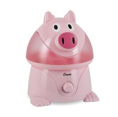 An adorable Pig humidifier by Crane! By the way, it's a cool mist humidifier which is great for a kids room! Feel free to see more ways to keep your loved ones comfortable at Humidifiers.com!