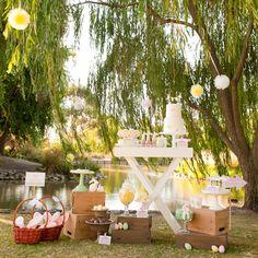Blog My Little Party - Ideas e Inspiración para Fiestas: Inspiración: Vámonos de Picnic