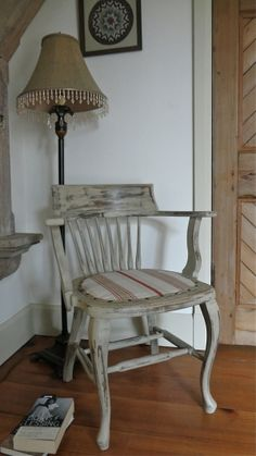 Vintage Distressed Country Armchair - For Sale | Distressed But Not Forsaken