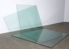 Iran do Espírito Santo - Deviant 04, 2007 glass 60 × 95 × 94 1/2 in / 152.4 × 241.3 × 240 cm