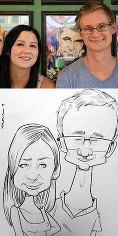 quick caricature - Google Search