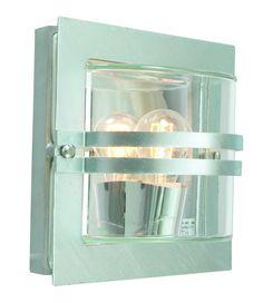 Lampa ścienno sufitowa Berno 650OC.Gwarancja 15lat Norlys Norweski producent lamp zewnętrznych Norlys gwarantuje wysoką jakość produktu przez 15 lat.Szeroka gama lamp stalowych cynkowanych ogniowo to zupełnie nowe podejście do dekoracyjnego oświetlenia zewnętrznego. Użycie roztopionego cynku nadaje stali, poza wyjątkową odpornością na uszkodzenia, zadrapania i obicia, znakomitych własności antykorozyjnych $81