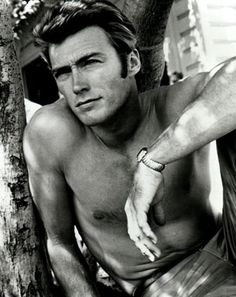 Clint Eastwood at 21