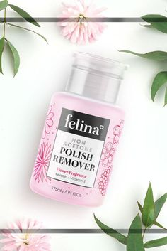 The Circle Branding Partners - Felina Polish Remover #packaging #design #diseño‬ #empaques #embalagens‬ #дизайна #упаковок #パッケージデザイン‬ #emballage‬ #worldpackagingdesign #bestpackagingdesign #worldpackagingdesignsociety