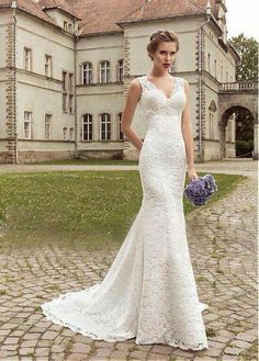 Vestidos de novia para matrimonio religioso