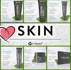 Beautiful skin, nails and hair! Contact me!