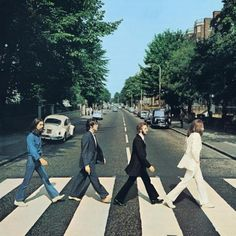Abbey Road #TheBeatles