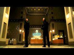 Best movie scenes - Catwoman (2004) - The leathersuit-bikedrivingscene (...