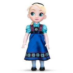 Elsa Toddler Doll - Frozen - 16'' for Eli so Jane can play with her doll?