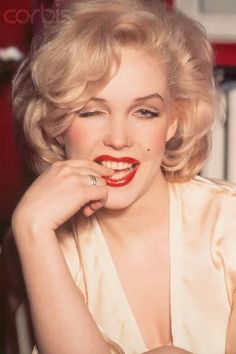 MARILYN - WE LOVE YOU! YOU NEVER REALLY WENT AWAY - EVEN AFTER 50 YEARS.