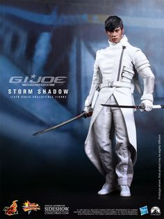 Sideshow Collectibles - Storm Shadow Sixth Scale Figure