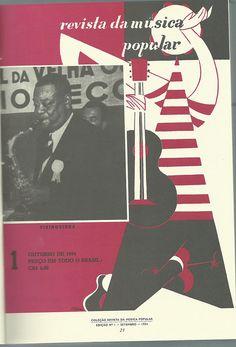 Revista da Música Popular - nº 1