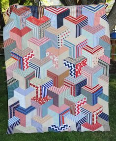Broadbent's Modern Quilt Group