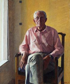 Robert Hannaford: Malcolm Fraser :: Archibald Prize 2010 :: Art Gallery NSW