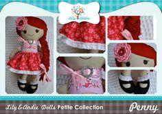 LilyandAndie Dolls - No38 ©LilyandAndie Dolls 2011