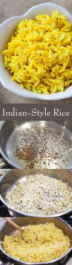 Aromatic basmati rice, cooked with onions and flavored with cloves, cinnamon, cardamom, cumin, mustard seed, chili and turmeric. Delicious!!! And healthy too. Perfect with curry and Indian dishes. paleo diet indian
