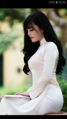 Hermosa chica... ¿coreana?