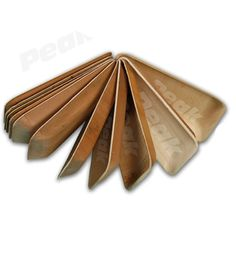 Areca leaf plates - Rectangle shape